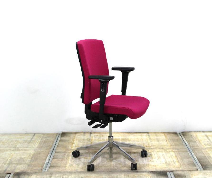 Dauphin Just Magic Gebruikte Bureaustoel Roze