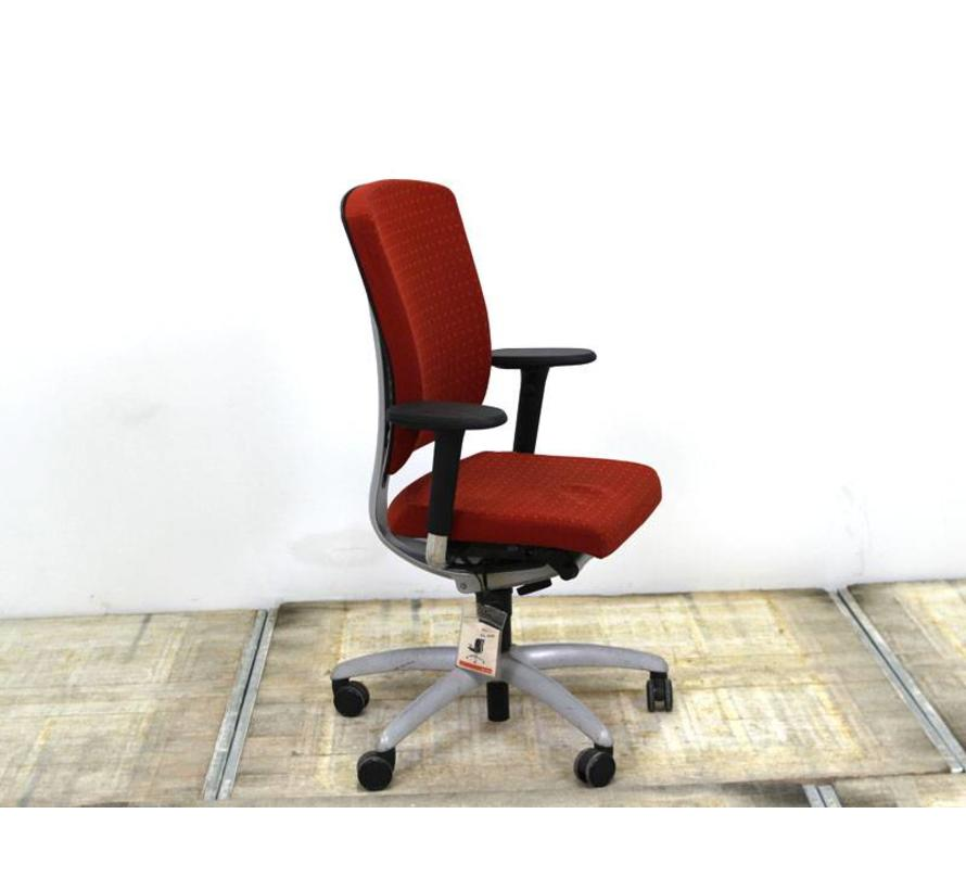 Sitag EL 100 Bureaustoel Rood