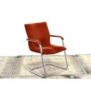 Artifort Artifort Stoel | Oranje Rib