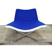 DeBerenn DeBerenn Hero Loungestoel | Blauw