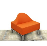 Lamers Nebula Design Stoel Oranje