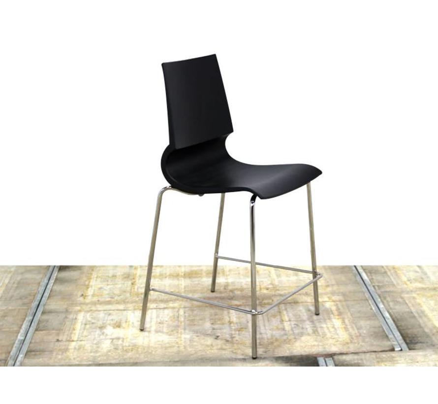 Max Design Ricciolina Barkruk / Stoel Zwart