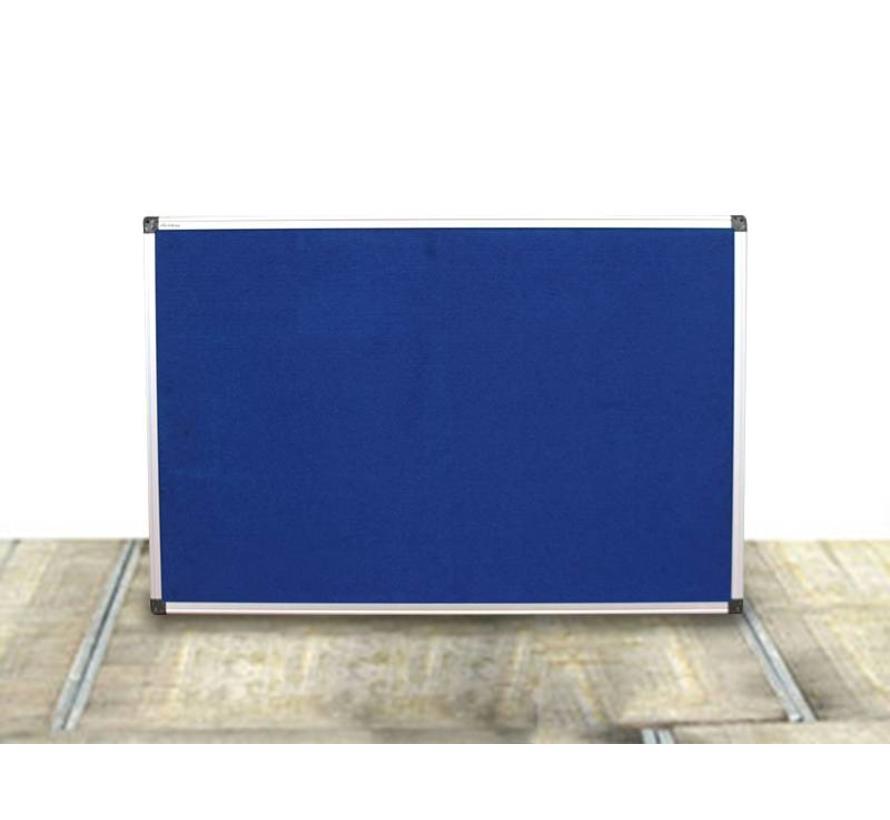 Prikbord Blauw of Grijs | 60 × 90 cm