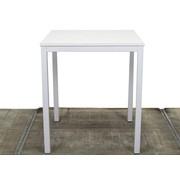 Vervoort Vervoort Kantinetafel Wit | 80x80x93