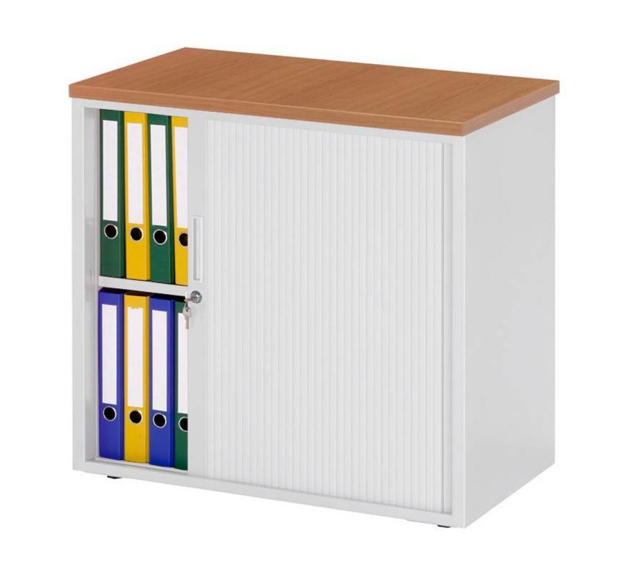 Store Roldeurkast Nieuw 72.5 x 80 x 43 cm | 1 Legbord - Verschillende Kleurstellingen