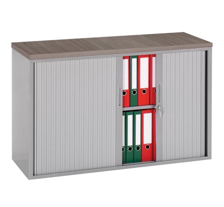Store Roldeurkast Nieuw 72.5 x 120 x 43 cm - 1 Legbord - Verschillende Kleurstellingen