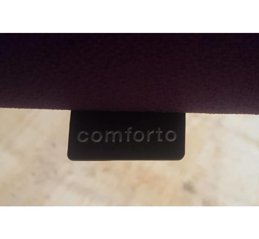 Comforto D5588 Stoel | Paars - Grijs Onderstel
