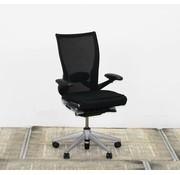 Comforto Comforto X99 Bureaustoel Zwart | Nieuw Gestoffeerd - Tempur