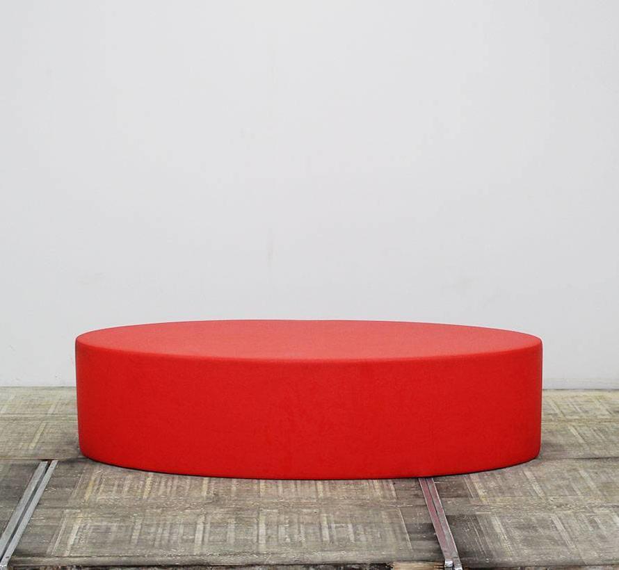 Lounge Bank - Rood