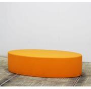 Lamers Lounge Bank - Oranje