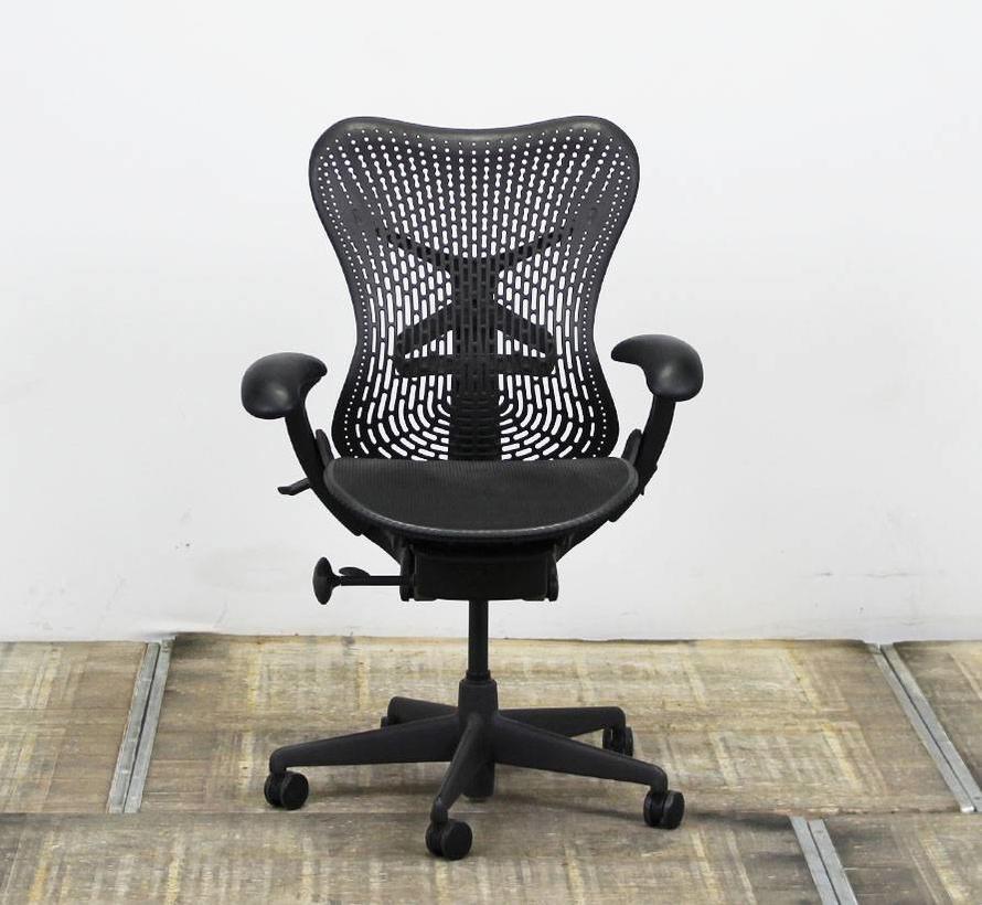 Herman Miller Mirra Bureaustoel | Zwart