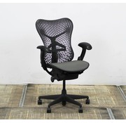 Herman Miller Herman Miller Mirra Bureaustoel | Zwart-Grijs