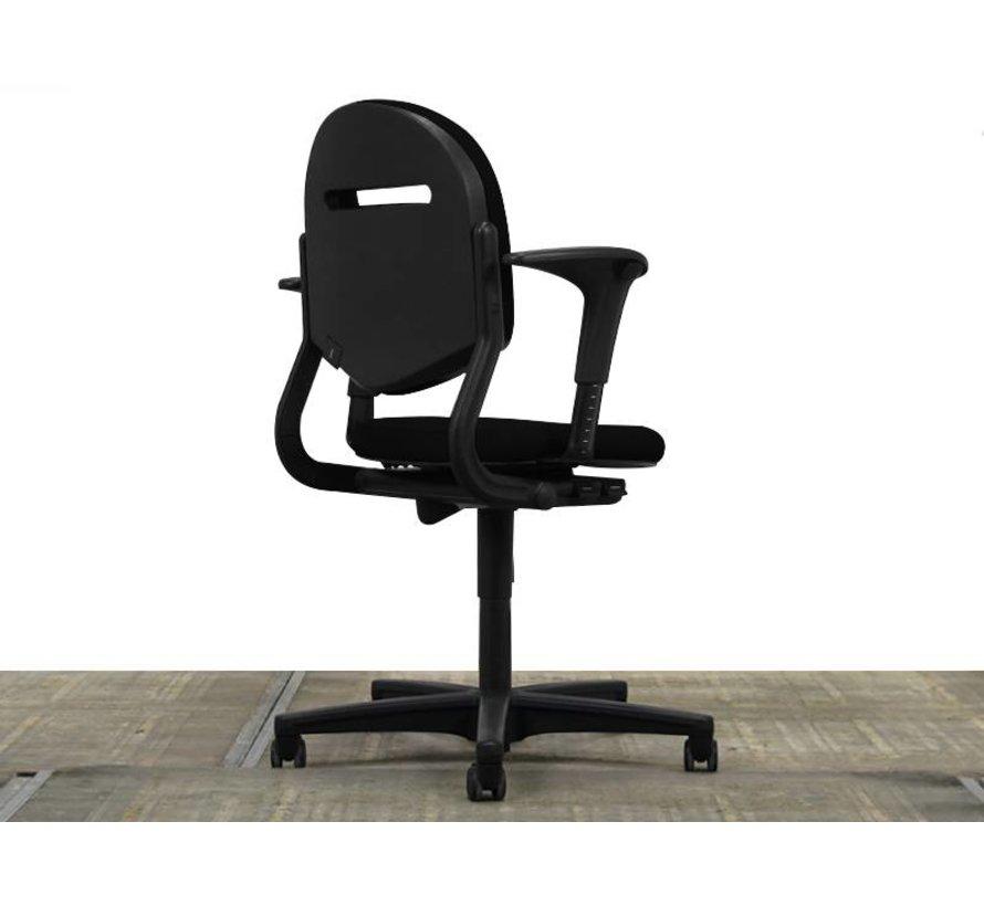 Ahrend 220 Bureaustoel Zwart - Nieuw