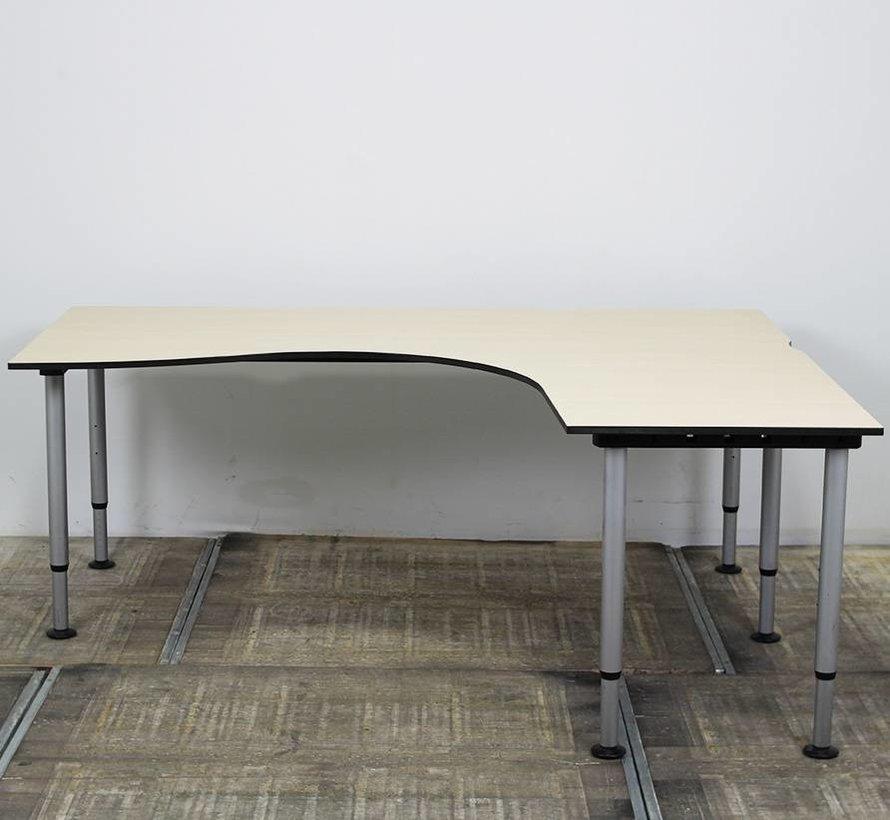 Gispen Next Hoekbureau Rechts | 200 x 160 cm