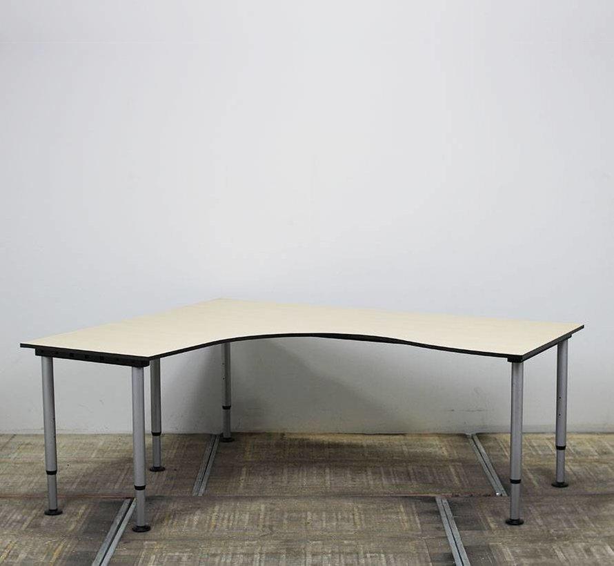 Gispen Next Hoekbureau Links | 200 x 160 cm