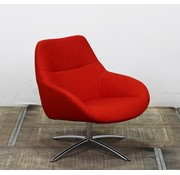 Topform Topform Fauteuil Lilly | Rood