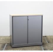Ahrend Ahrend Roldeurkast Aluminium | 118 x 120 x 45 cm