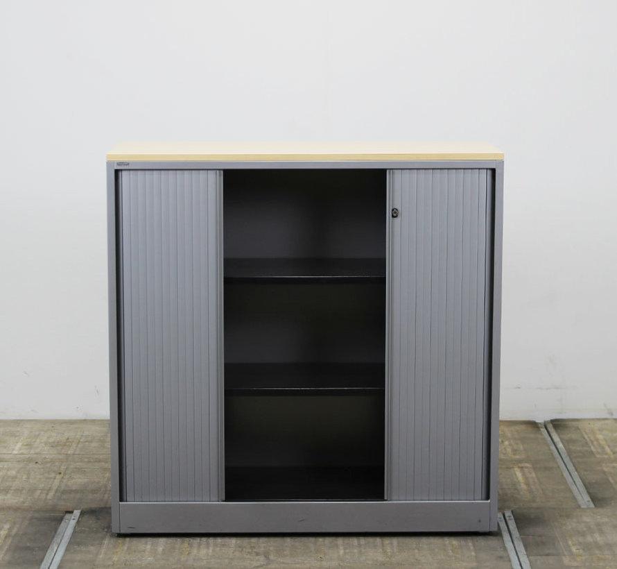 Ahrend Roldeurkast Aluminium | 118 x 120 x 45 cm