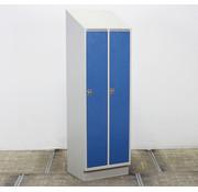 Lamers Kantoormeubelen Lockerkast 2 Deurs | 197 x 60 x 50 cm
