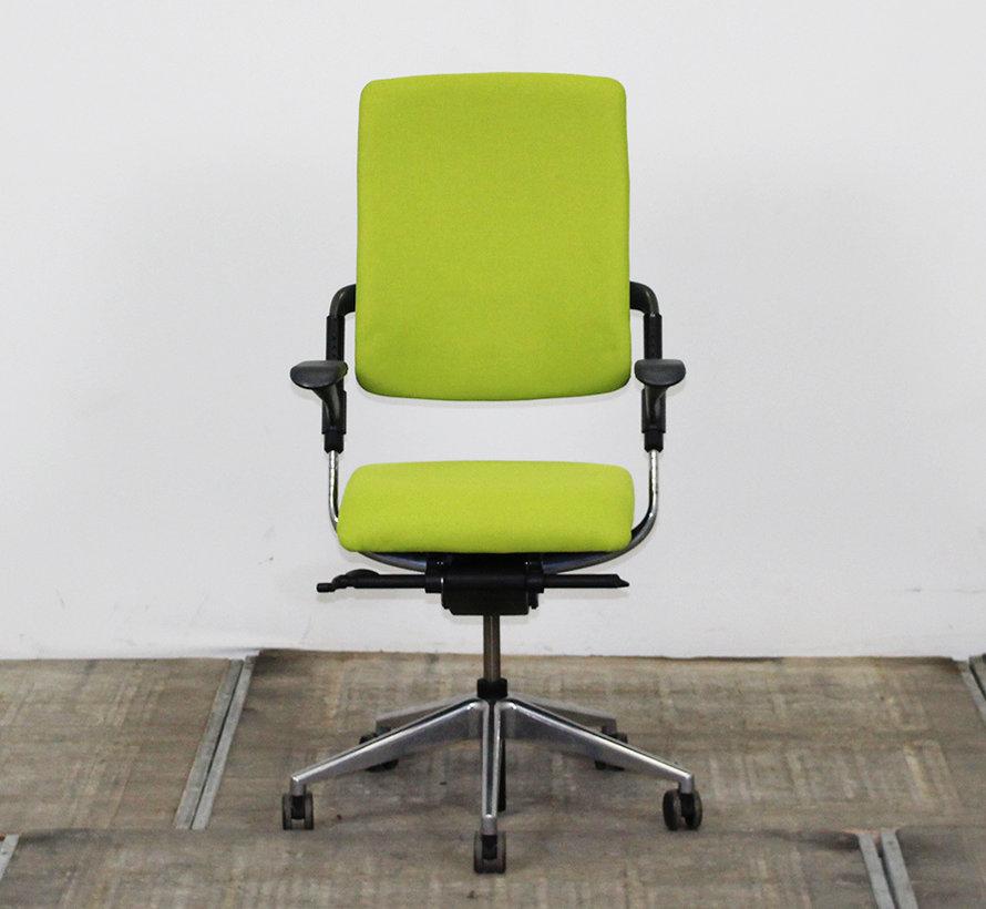 Grahl Xenium Bureaustoel Lime Groen   Nieuw Gestoffeerd
