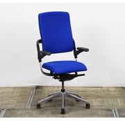 Rohde & Grahl Grahl Xenium Bureaustoel Blauw | Nieuw Gestoffeerd