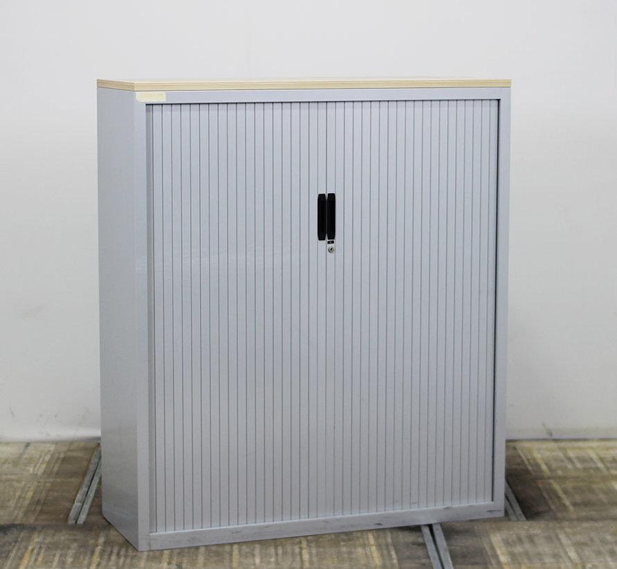 Lensvelt Roldeurkast Grijs | 139 x 120 x 45 cm