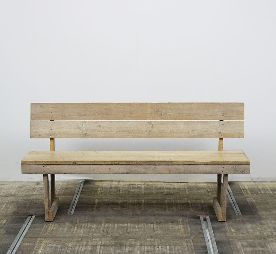 Steigerhouten Bankje 180 cm