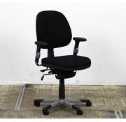 RH Logic RH Logic 3 Bureaustoel - Zwart