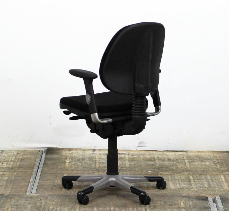 RH Logic 3 Bureaustoel - Zwart