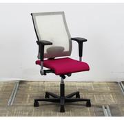 Ahrend Ahrend 250 Bureaustoel | Transparant - Roze