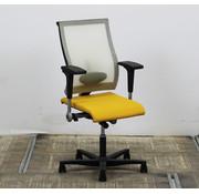 Ahrend Ahrend 250 Bureaustoel | Transparant - Geel