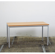 Lamers Kantinetafel Beuken | 140 x 70 cm