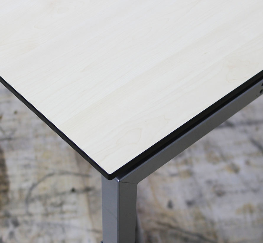 Verrijdbare Tafel - Printertafel | 80 x 80 cm