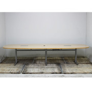 Lamers Grote Vergadertafel 350 x 130 cm