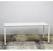 Rohde Rohde Stapelbare Kantinetafel Wit | 180 x 80 cm