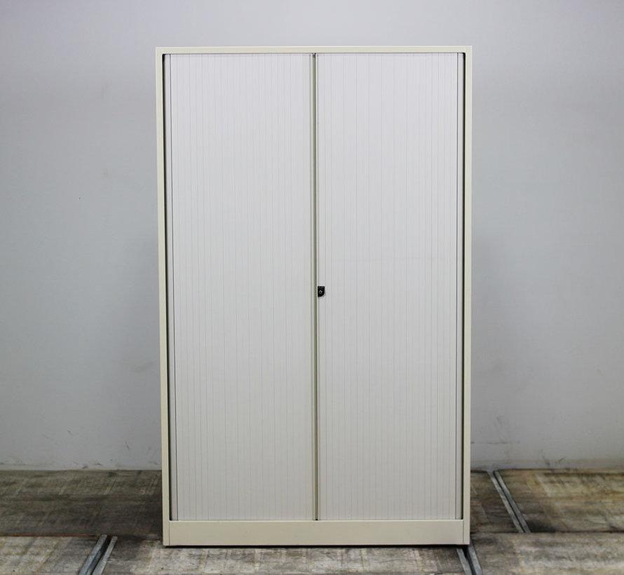Ahrend Garagekast Crème | 195 x 120 x 45 cm - Gebruikerssporen