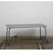 Sedus Sedus Aluminium Kantinetafel 160 x 80 cm