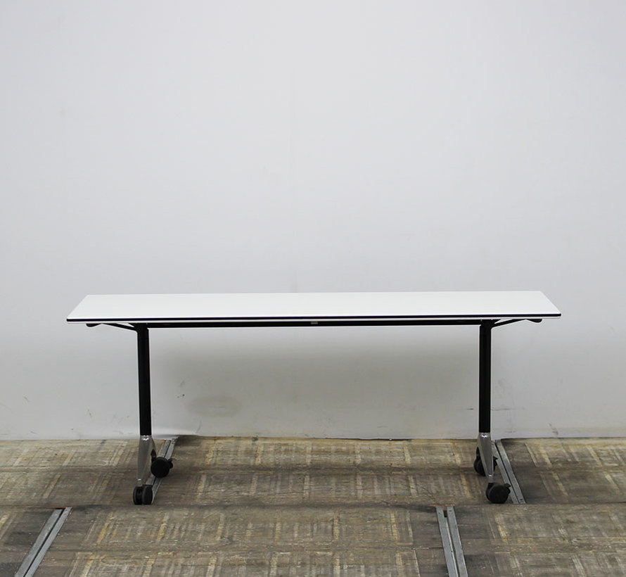 Klaptafel Wilkhahn Timetable   180 x 60 cm - Wit