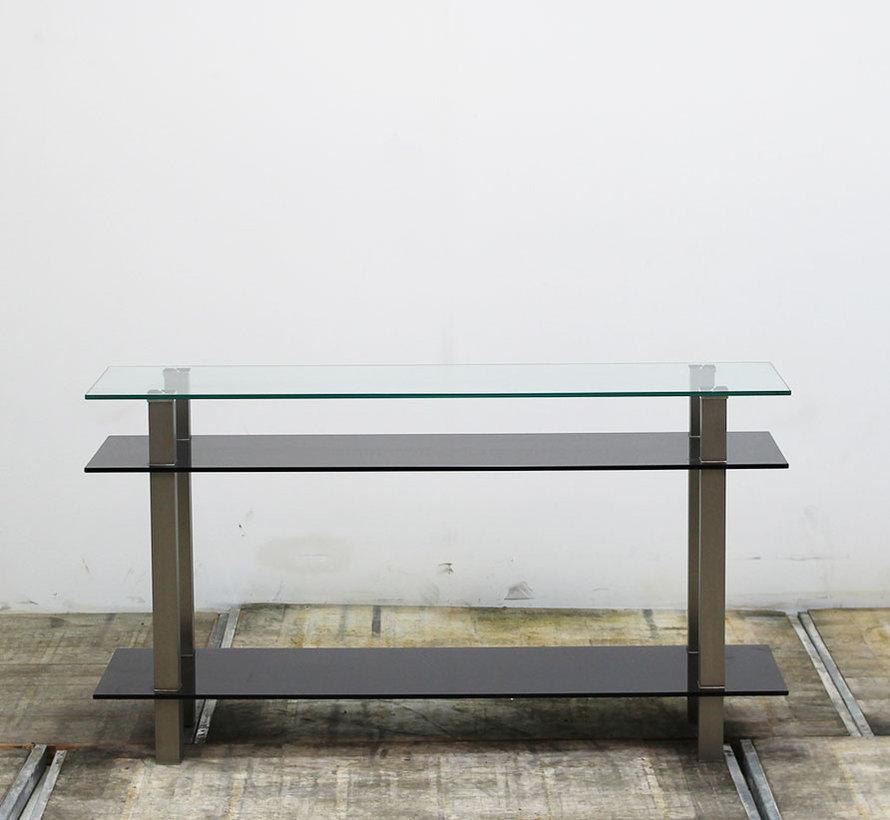 Davidi Design Glazen Dressoir Linn | 77 x 140 x 40 cm