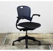 Herman Miller Herman Miller Caper Bureaustoel | Blauw & Zwart