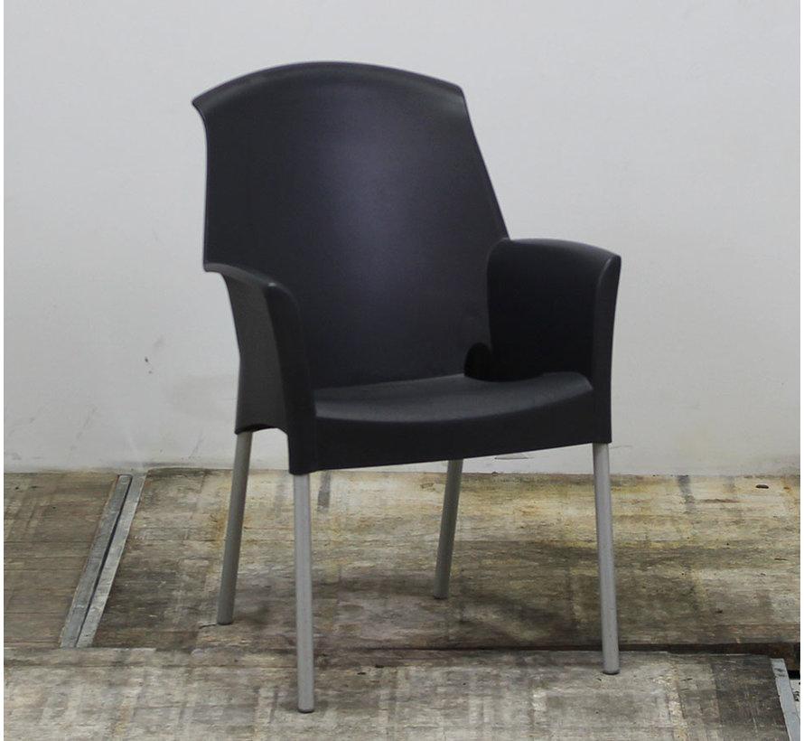 Scab Design Super Jenny Kantinestoel | Antraciet
