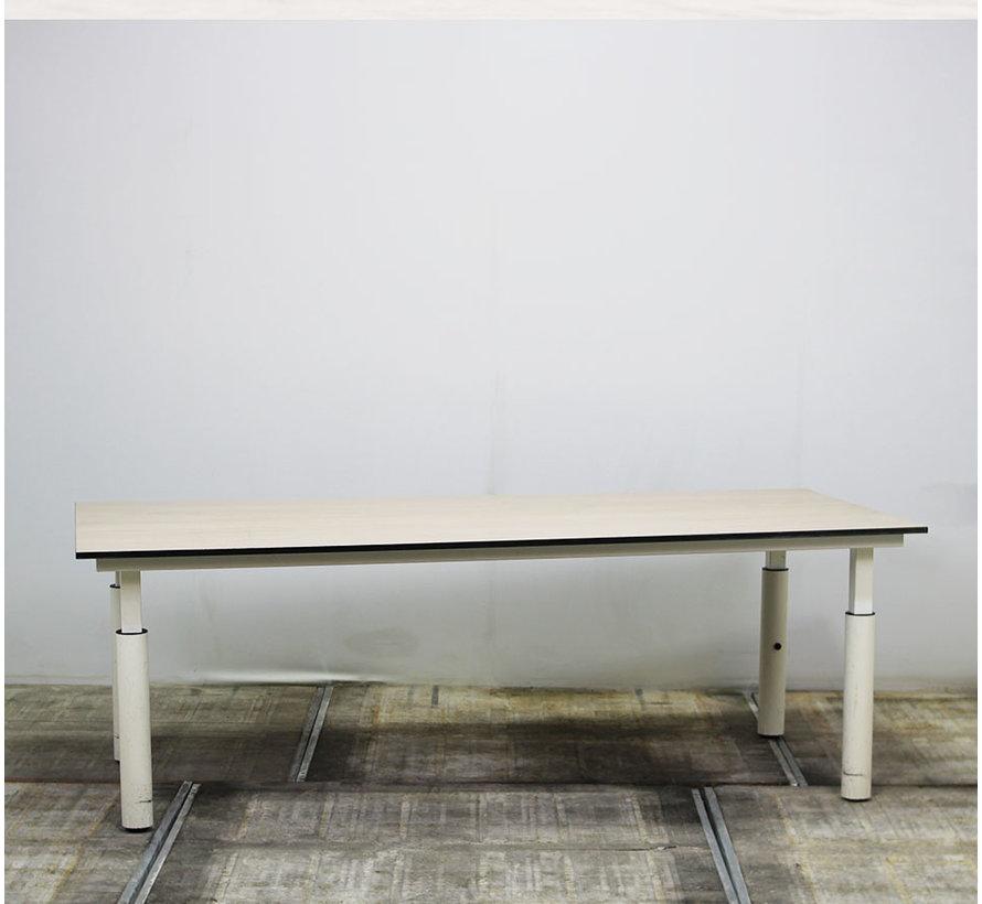 Gispen TM Kantoortafel | 220 x 100 cm