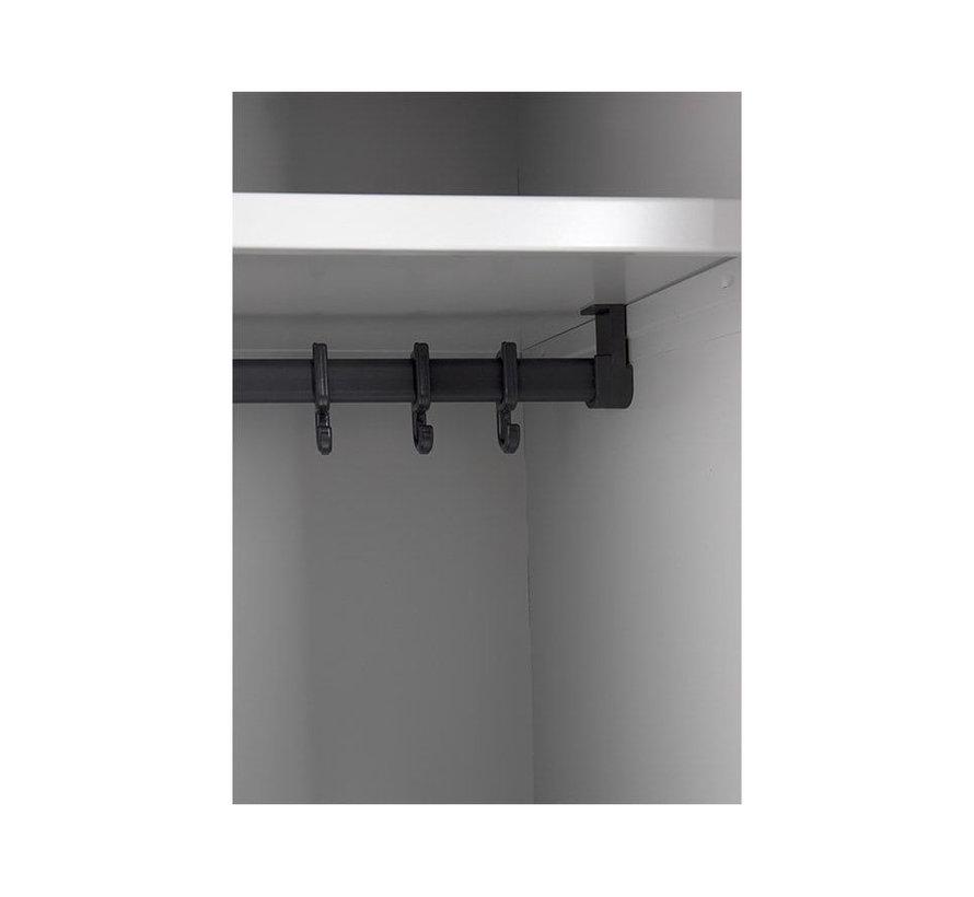 Lockerkast 2 Deurs | 190 x 60 x 50 cm