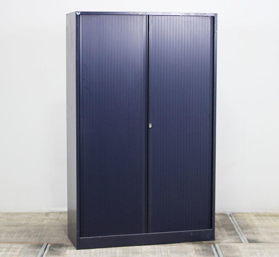 Ahrend Garagekast Blauw | 195 x 120 x 45 cm - Gebruikerssporen