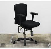 Bioswing Haider & Bioswing 550 Bureaustoel | Zwart