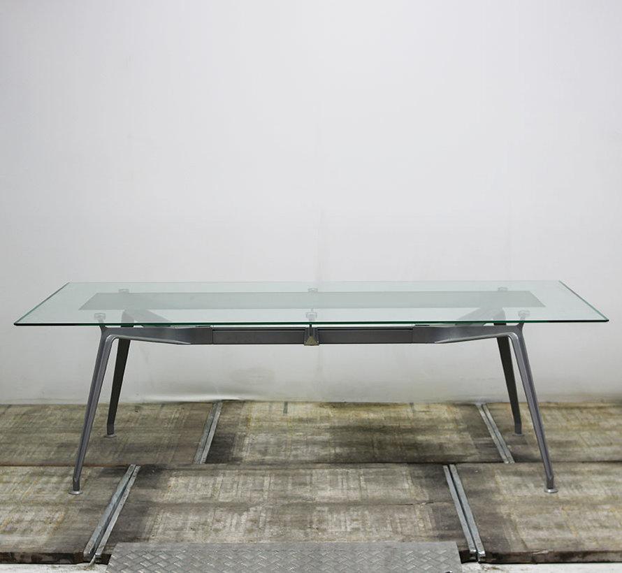 Ahrend 1200 Vergadertafel Glas