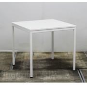 Lamers Kantoormeubelen Basic Kantinetafel Wit | 80 x 80 cm