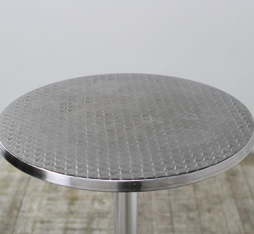 Statafel Staal | Ø 60 cm