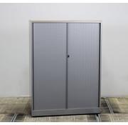 Ahrend Ahrend Roldeurkast Grijs | 160 x 120 x 45 cm