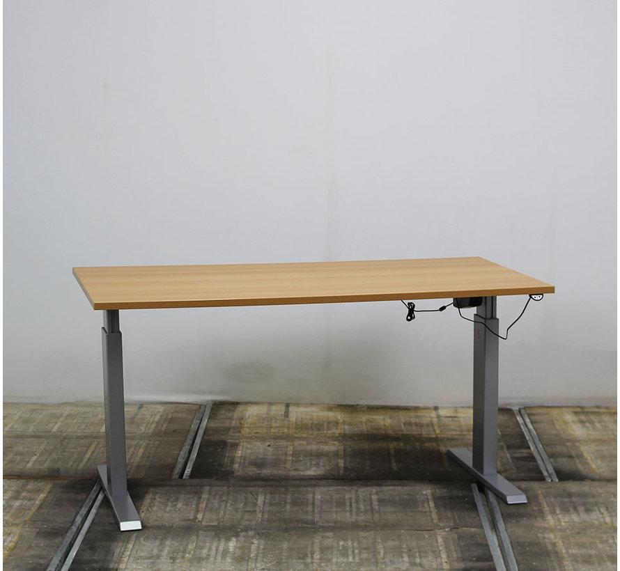 Zit-Sta Bureau Beuken   160 x 80 cm